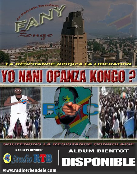 YO NANI OPANZA KONGO ==> album bientot Disponible