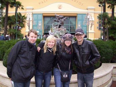 Disneyland 2O1O avec Eux - Yeah !