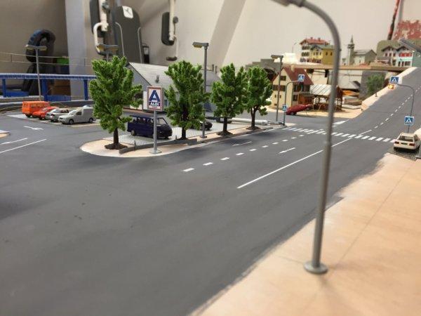 Évolution du centre commercial