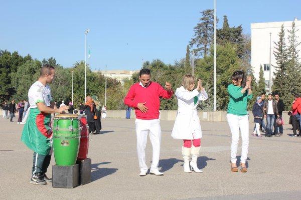 Moi , Houari, Falla Ababssa & Lamia