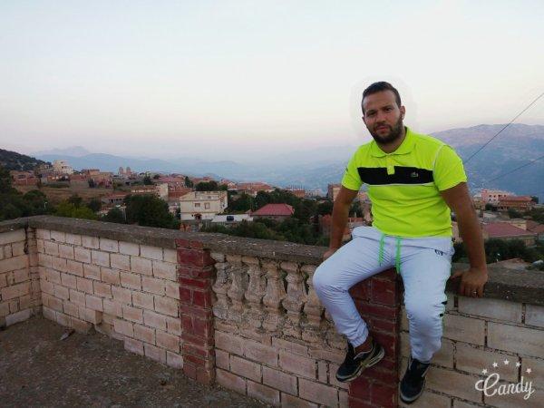 Me in Béjaia