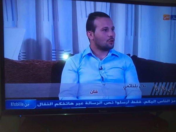 Mon passage a TV Algérienne