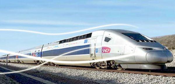 TGV-POS ( Paris - Ostfrankreich - Süddeutschland)----->(Paris - Est de la France - Allemagne du Sud)