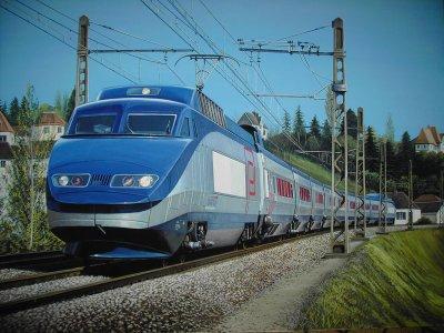 TGV Pendulaire