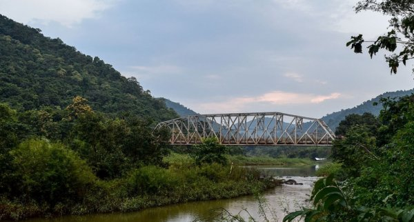 Patraput Bridge in Odisha