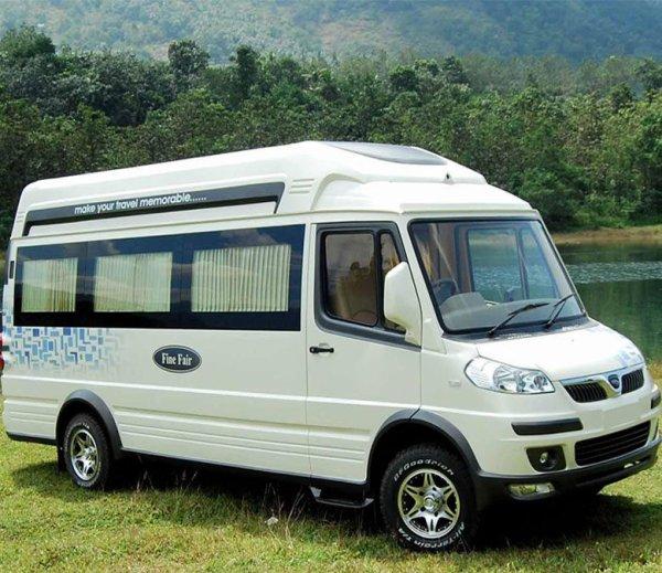Tempo Traveller in Bhubaneswar