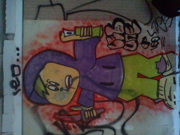 I LOVE GRAFFITIS !
