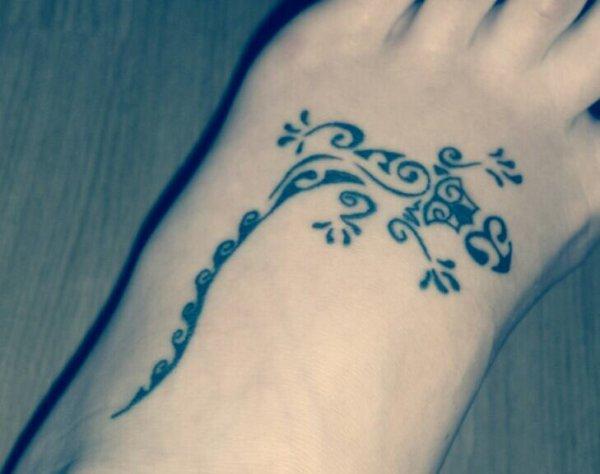 Mon tatouage :P