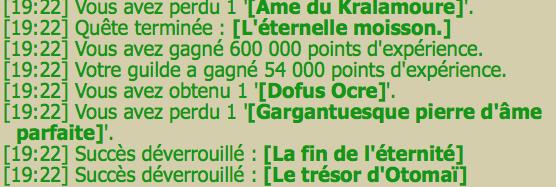 Dofus Ocre !