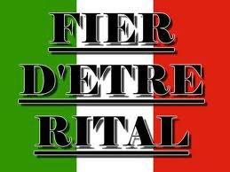 "Tu dis pas ""rital"" mais ""italienne"" :P"