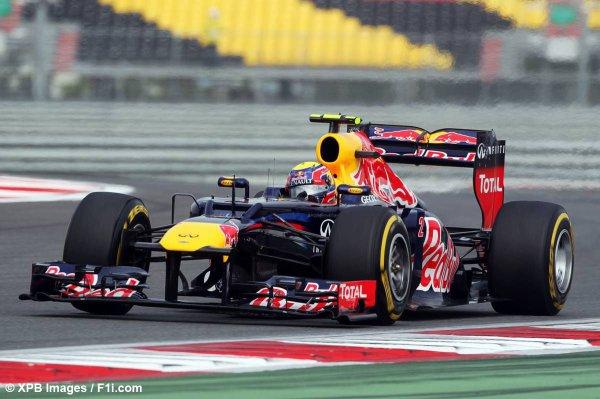 Red Bull décroche a nouveau une pole position et la 200 eime pôle pour Renault Sport