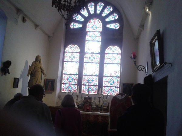 la chapelle de la chabotterie