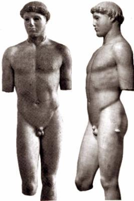 Les premières traces... La Grèce Antique.