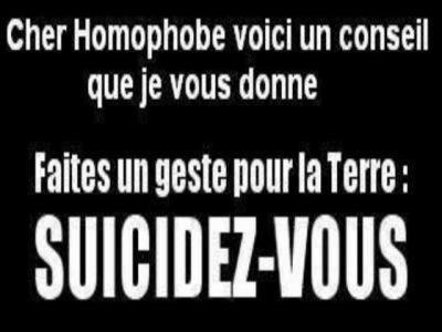 Le suicide des jeunes face à l'homophobie