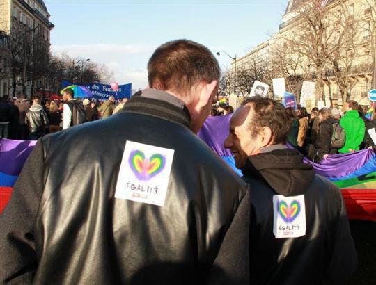 Une Journée contre l'homophobie, dans un climat tendu
