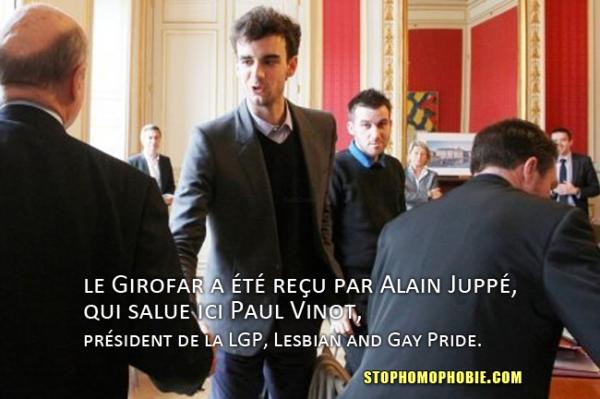Bordeaux : La Ville engage une lutte contre l'homophobie