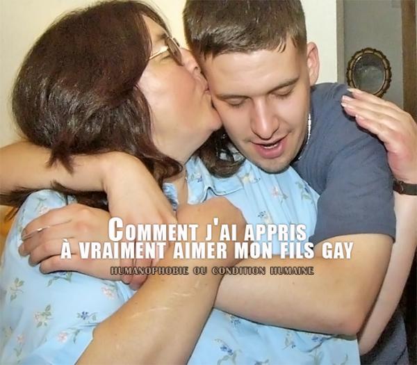 Comment j'ai appris à vraiment aimer mon fils gay !