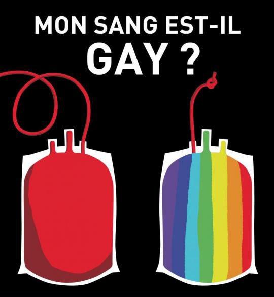 Quand les journalistes colportent la parole homophobe : Dons de sang par les gays, synonymes de « roulette russe » ?