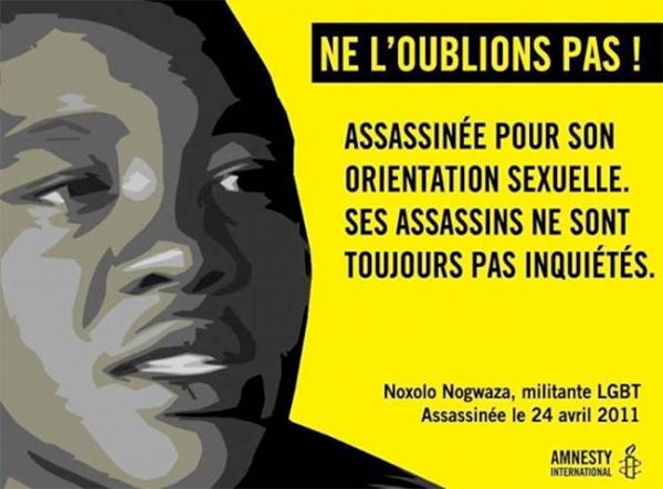 Afrique subsaharienne : l'homophobie en pleine croissance