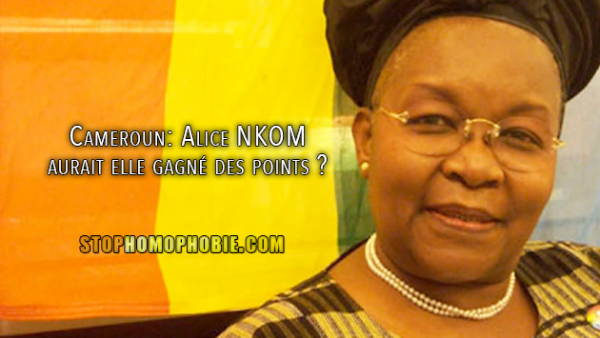 Cameroun: Alice NKOM aurait elle gagné des points ?