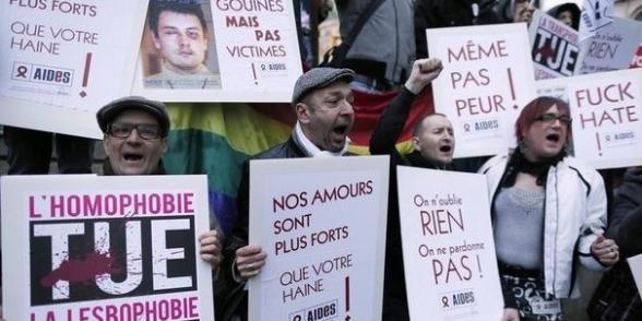 La violence homophobe sans complexe !