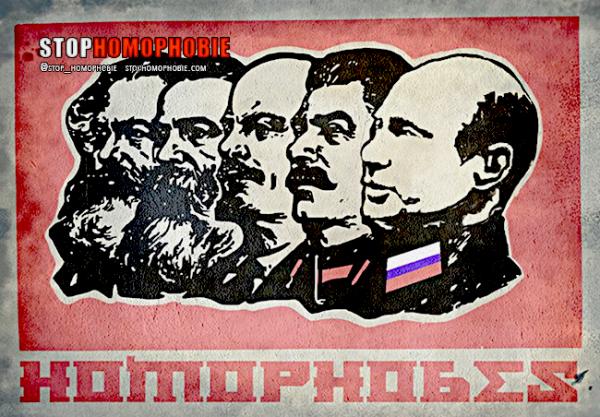 Russie : Museler les activistes homosexuels