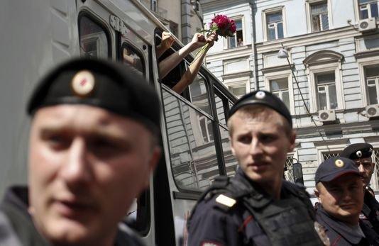 Russie – Homophobie d'Etat: touristes suisses mis en garde