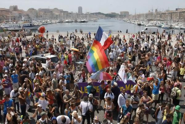 Derrière l'échec de l'Europride de Marseille, un parfum de favoritisme