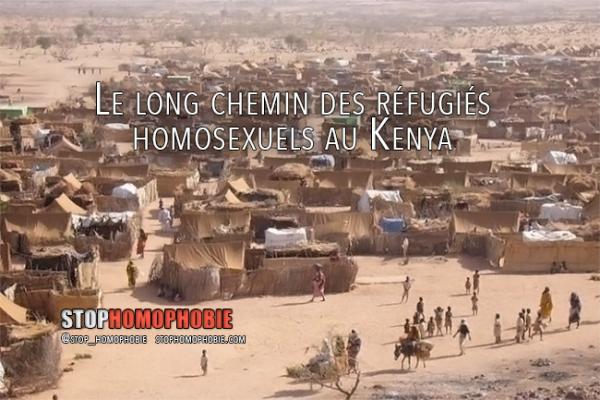 LGBT : Le long chemin des réfugiés homosexuels au Kenya