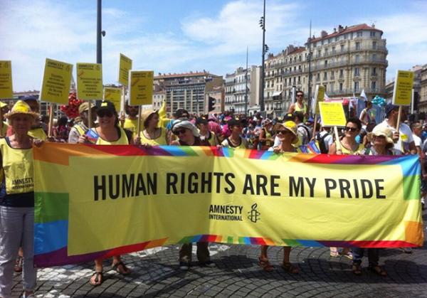 Nécessité des lois de protection des LGBT