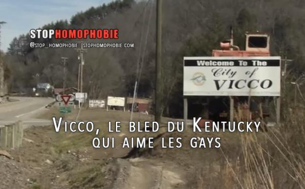Vicco, le bled du Kentucky qui aime les gays