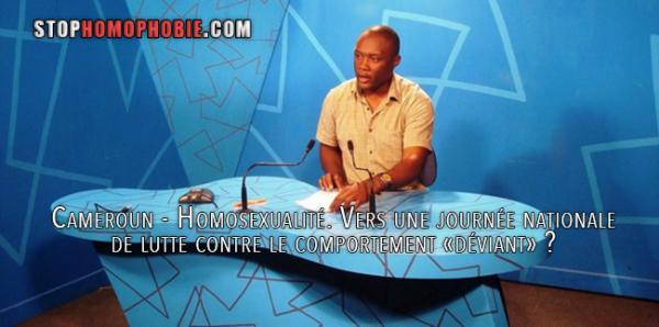 Cameroun – Homosexualité. Vers une journée nationale de lutte contre le comportement «déviant» ?