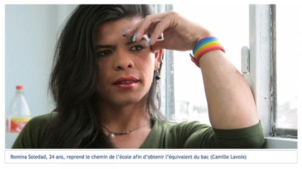 A Buenos Aires, dans le premier lycée transsexuel du monde