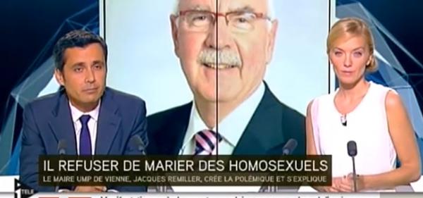 La droite face au mariage gay : de la théorie à la pratique