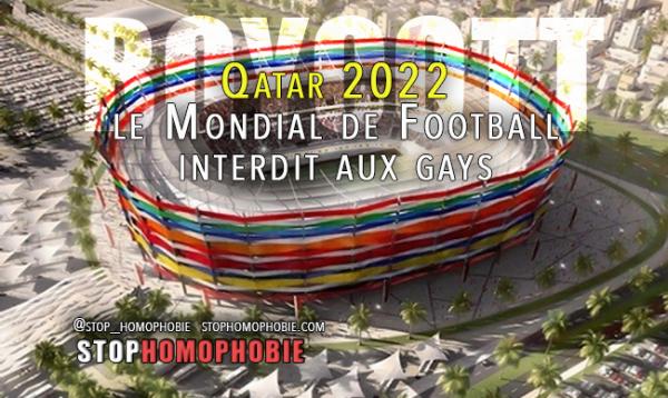 Qatar 2022 – le Mondial de Football interdit aux gays