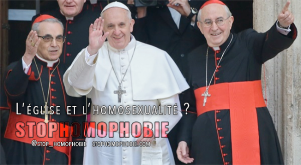 Vatican : L'église et l'homosexualité ?