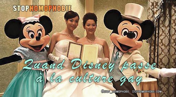 Culture gay : Disney Channel s'apprête à introduire son tout premier couple de lesbiennes dans une de ses séries.