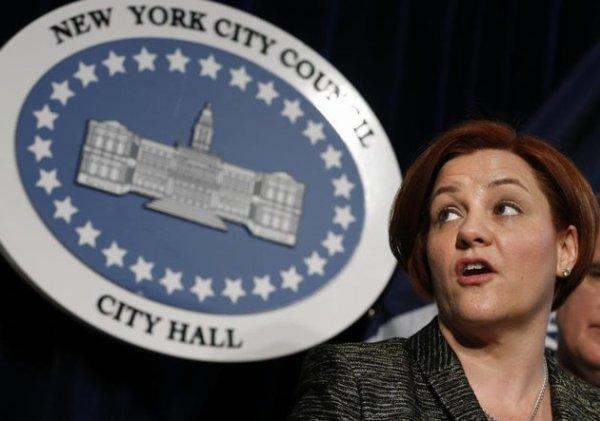 États-Unis : Pas de #maire #lesbienne pour New York