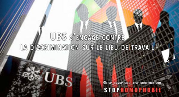 États-Unis : UBS s'engage contre la discrimination sur le lieu de travail