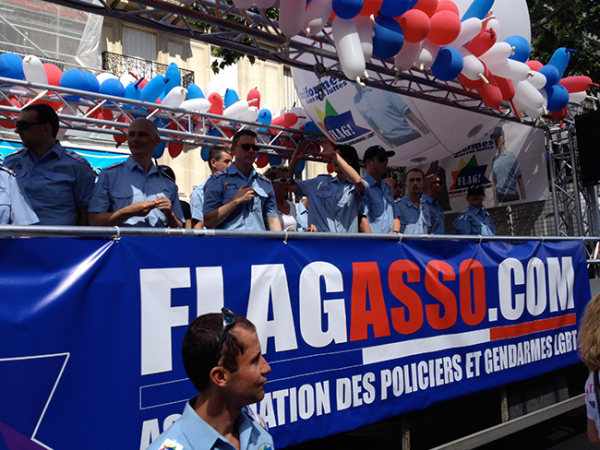 FRANCE – Homophobie au sein de la haute hiérarchie militaire : l'association Flag ! écrit au Ministre de la Défense