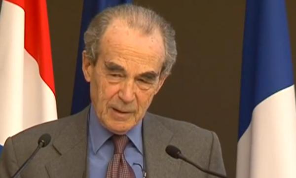 VIDEO : Discours de Robert #Badinter contre l'#homophobie