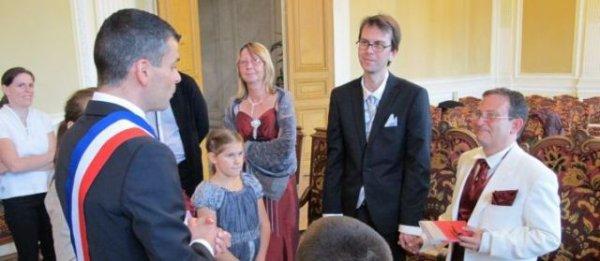 Meaux : Premier mariage homo dans la ville de Jean-François Copé