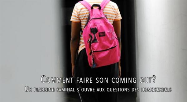 Liège: un planning familial s'ouvre aux questions des homosexuels