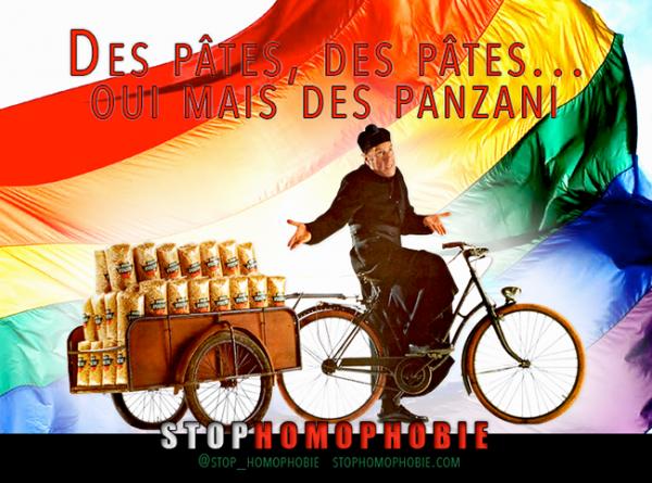 #Homophobie chez #Barilla : la marque ne résiste pas au mauvais buzz !