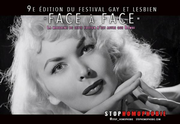 9e édition du #festival #gay et #lesbien « FACE à FACE »
