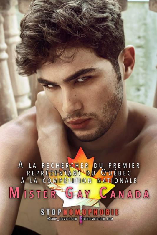 A la recherche du premier « Monsieur #Gay #Québec »