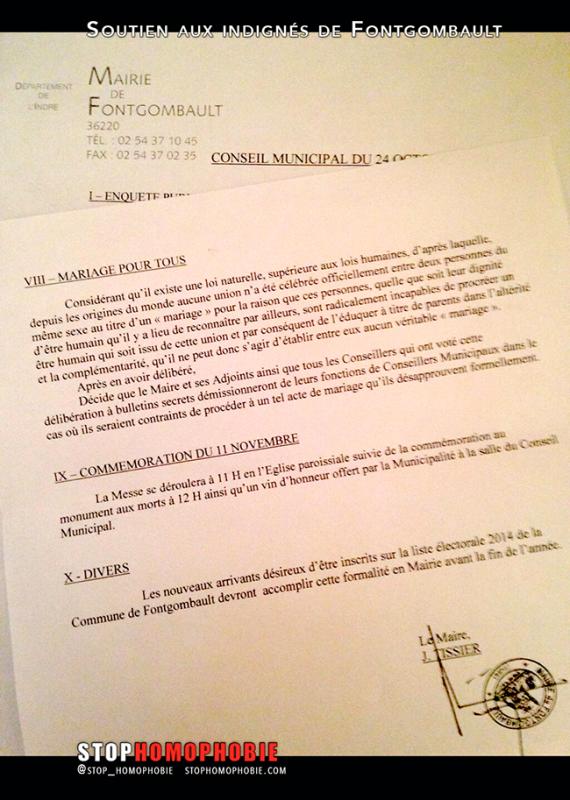#Pétition : #Soutien aux indignés de #Fontgombault