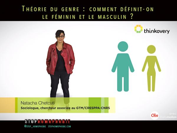 Théorie du genre : comment définit-on le féminin et le masculin ?