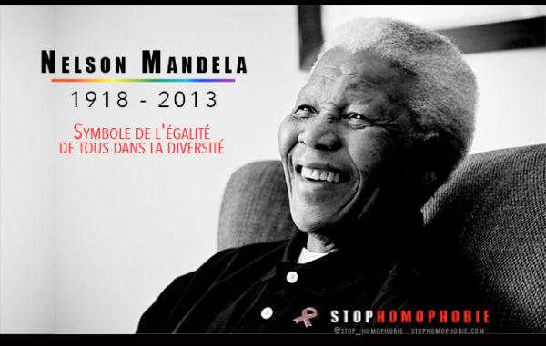 #RIP #NelsonMandela : « J'ai appris que le courage n'est pas l'absence de peur, mais la capacité à la vaincre »