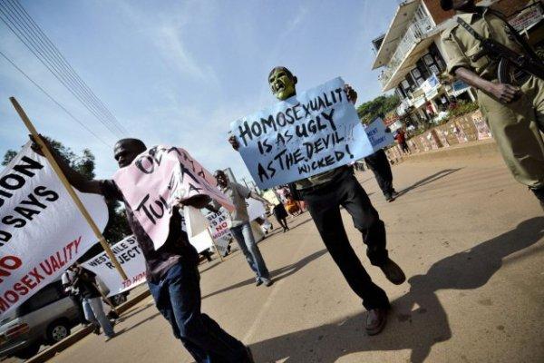 Washington s'insurge contre cette #loi réprimant l'#homosexualité en #Ouganda
